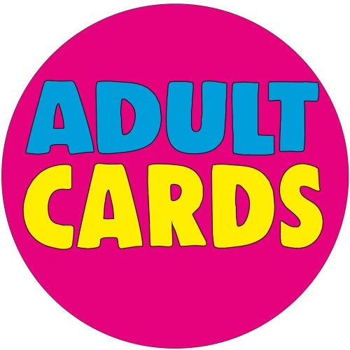 Rude Cards – Adults only