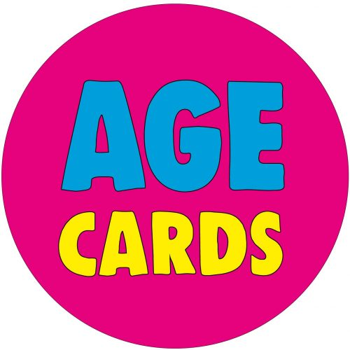 Age Birthday Cards 18th, 21st, 30th