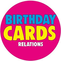 Birthday Cards Family Relations
