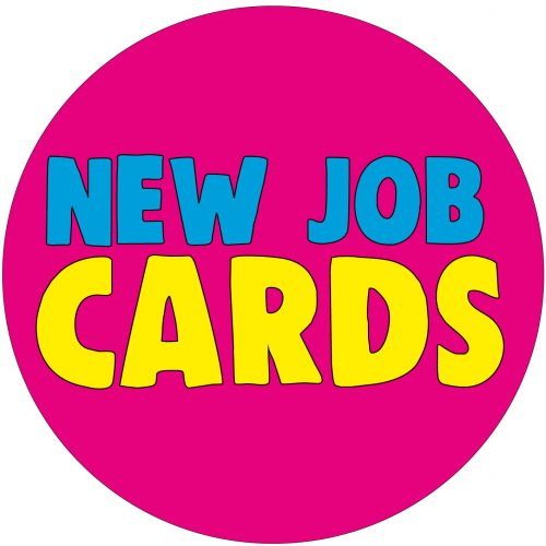 Job Cards - New Job and Leaving