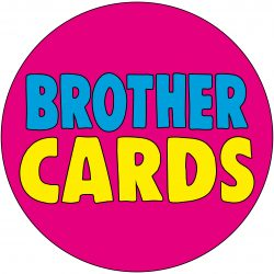 Brother Cards